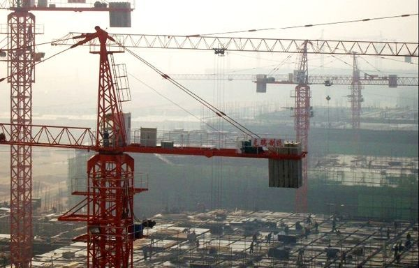 Topless Tower Crane QTZ PT125