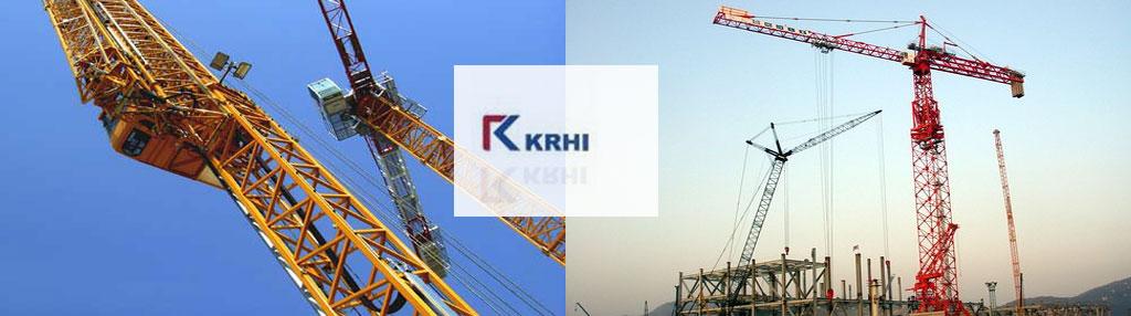 Tower crane manufacturers