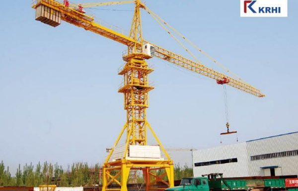 LUFFING TOWER CRANE D160