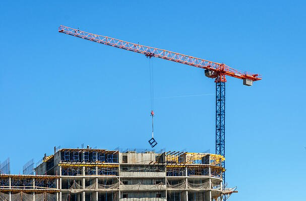 Tower Cranes projects
